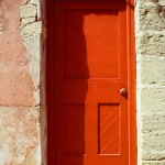 St Augustine Doorway - Photo by Ken Barrett