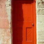 St Augustine Doorway - Photo by Ken Barrett