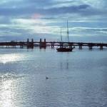 St Augustine Harbor - photo by Ken Barrett
