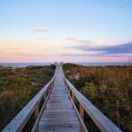St Augustine Beach Sunset