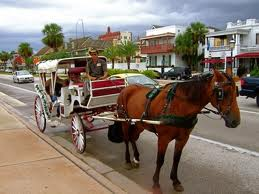 Carraige Tours of St Augustine