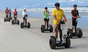 St Augustine Segway Tours