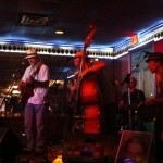 Lonesome Bert & the Skinny Lizards at the Thomas Glover Fundraiser