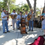 Old City Farmers Market Music Jam